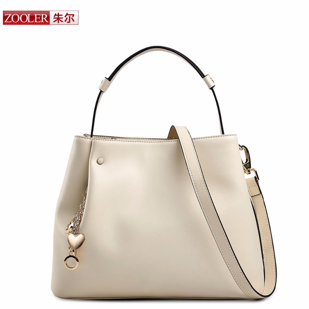 Limited Sale ZOOLER handbags women brand handbag Luxury fashion high quality women genuine leather bag Shoulder
