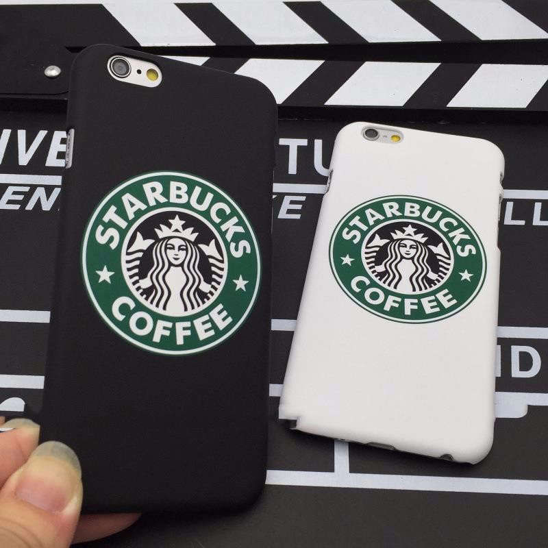 Hot Sale Fashion Starbuck Coffee PC Slim Back Cover Skin for Apple iPhone 5 5s SE 6 6s 6Plus 7 7Plus Hard Phone Case Shell(China (Mainland))
