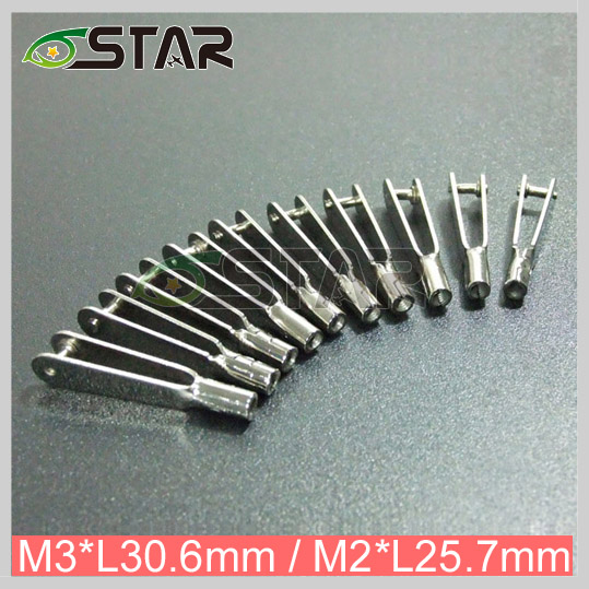 6 star,six star, M2, M3 iron ,2mm for 3m metal trolley ,trolley buckle, trolley positioning ,buckle(China (Mainland))