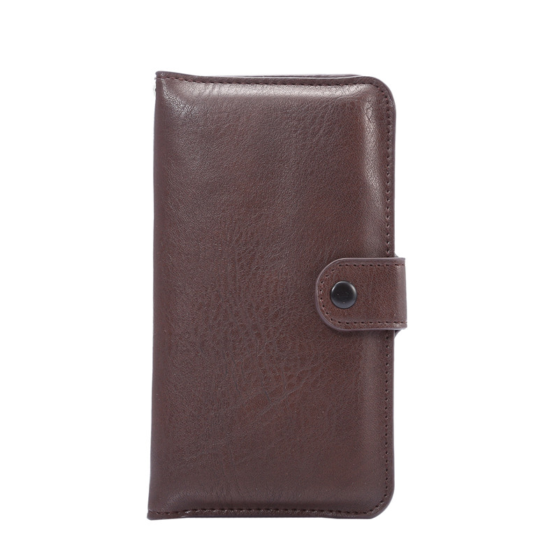 New Hot 4 Colors Buttons Model Pouch Case for Bluboo maya Wallet Style Leather Cover Card Holder Cases(China (Mainland))