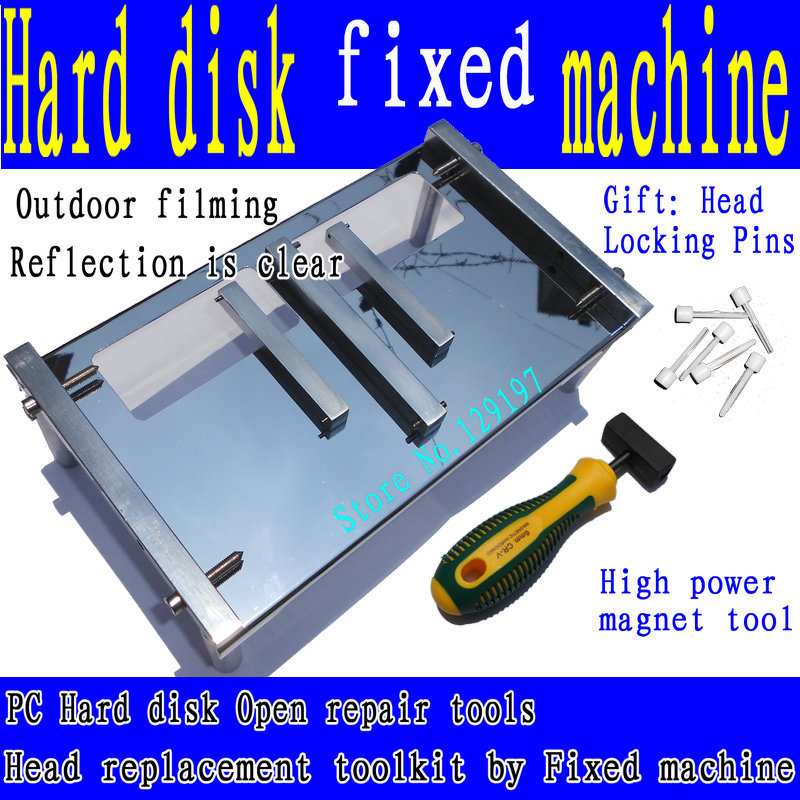 PC Hard disk Open repair tools fixed machine Head replacement toolkit - liquid crystal accessories store
