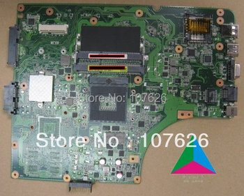 k53sd main board  for asus K53E  laptop  HM65 DDR3 motherboard without VGA chip included
