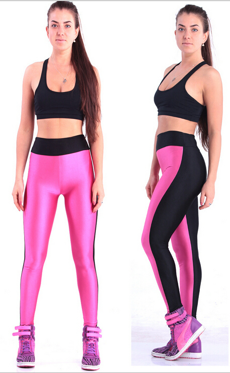 coloured yoga pants - Pi Pants