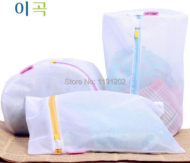 Brand Laundry bag Thicken net for washing clothes high quality buggy nylon laundry bag storage bag washing bag(China (Mainland))