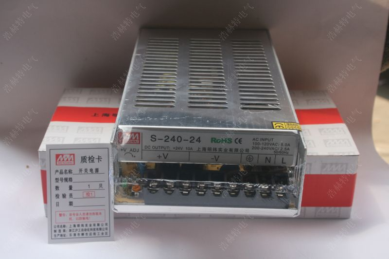 S24048 48V5A switching power supply monitor power light D<br><br>Aliexpress