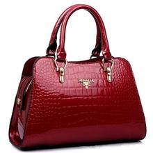 2015 NEW Women messenger bag Designer handbags crossbody bag Embossed fashion women bag paint high quality famous tote(China (Mainland))