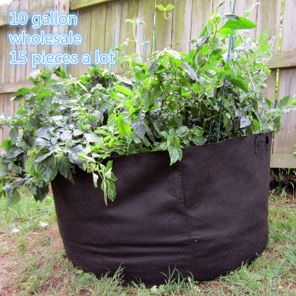 Wholesale 15pieces Garden Supplies Planting Bag Home