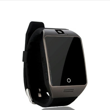 Buy Uhoofit Q18 Passometer Smart watch Touch Screen camera support SIM TF card Bluetooth smartwatch Android IOS Phone for $19.97 in AliExpress store