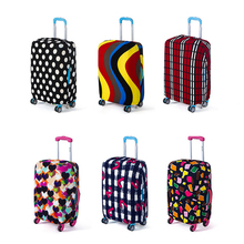New Travel On Road Luggage Cover Luggage Protector Suitcase Protective Covers for Trolley Case Trunk Case Apply to 18-30 inch(China (Mainland))