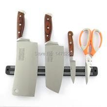 33cm Magnetic Knife Scissor Holder Tools Chef Rack Wall Mounted Strip B2C Shop(China (Mainland))
