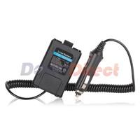 BaoFeng Accessories Battery Eliminator BAOFENG UV-5R Car Charger For Portable Radio UV 5R UV-5RB UV-5RA Two Way Walkie Talkie