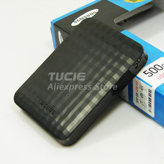 NEW Samsung M3 1000G 2.5'' USB3.0 External Hard Drive 1TB Black HDD external hard disk with 3 Year Warranty Free Shipping(China (Mainland))