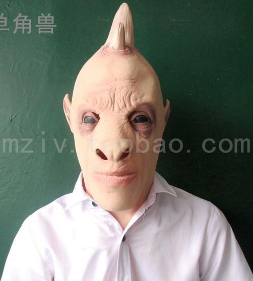 Unicorn Mask Halloween Mask(China (Mainland))