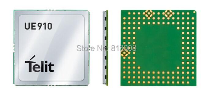 Telit UE910 UMTS HSPA 7.2/5.76 Embedded quad-band WCDMA 3G module 100% New&Original Distributor Free Ship 1PCS Emax Group(China (Mainland))