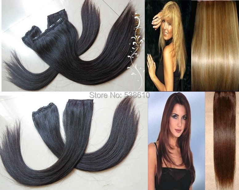 Clip Ins For Thick Hair Thick Straight Hair Clip