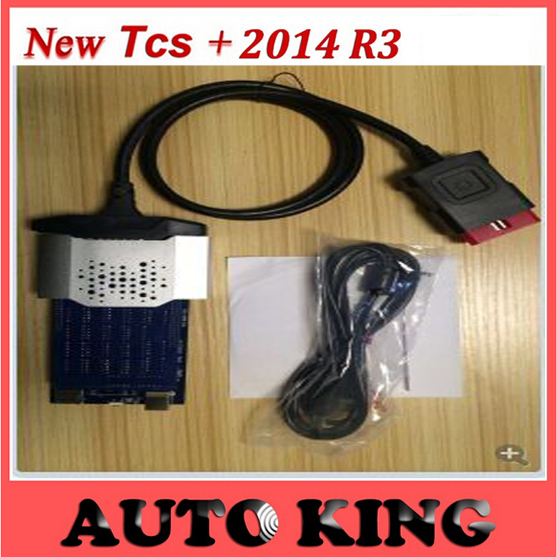 2014 new ! for TCS CDP With DS150 VCI PRO COM 3 in1 CAR+TRUCK+Generic ---dhl free<br><br>Aliexpress