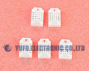 Free Shipping one lot 5PCS DHT22/AM2302 Digital Temperature and Humidity Sensor Replace SHT11 SHT15(China (Mainland))