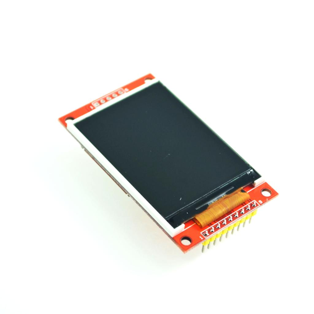 "SPI TFT LCD Display Module Chip ILI9340C PCB SD Card 2.2"" Serial 240x320 New(China (Mainland))"