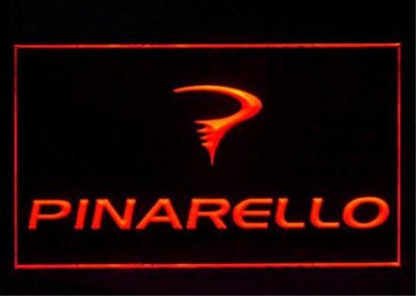 Pinarello Bikes logo 2 size Home Decoration Wall Decor Beer NR Bar Pub Club LED Neon Light Sign(China (Mainland))