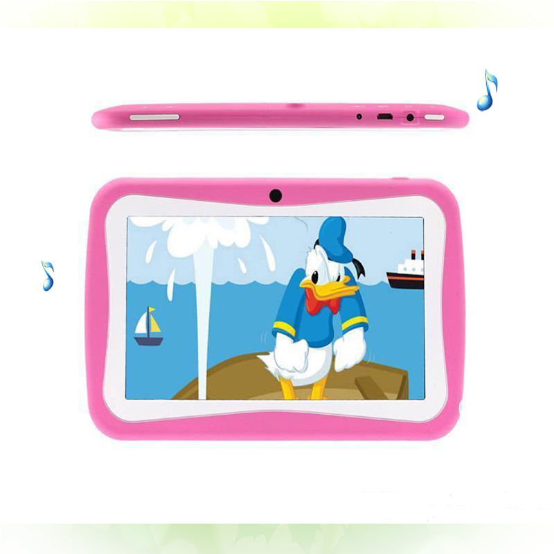 7 Inch KIDS Android Tablets PC WIFI Bluetooth Dual camera 8GB 1024 600 7 tab pc