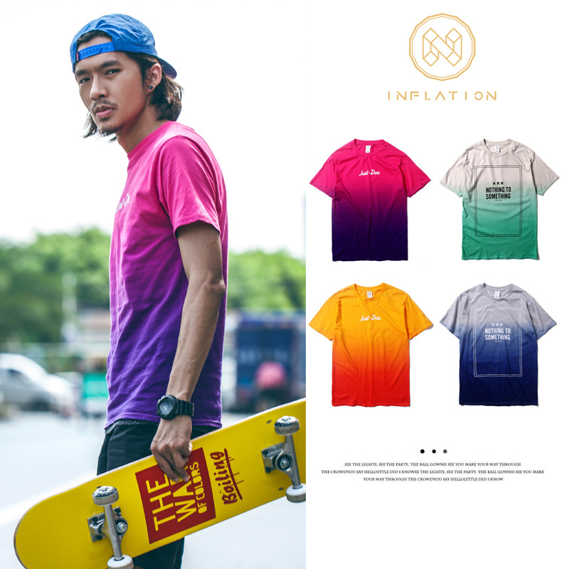 Summer New Hurleys 2015Tshirt men Logo Print t shirt men cotton Male Letters short sleeve t
