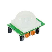 Buy HC-SR501 Adjust IR Pyroelectric Infrared PIR module Motion Sensor Detector Module FOR Arduino for $1.50 in AliExpress store