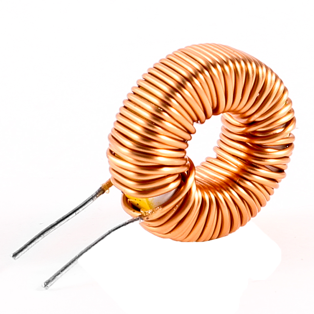 UXCELL Toroid Core Inductor Wire Wind Wound 220Uh 59Mohm 4A Coil(China (Mainland))
