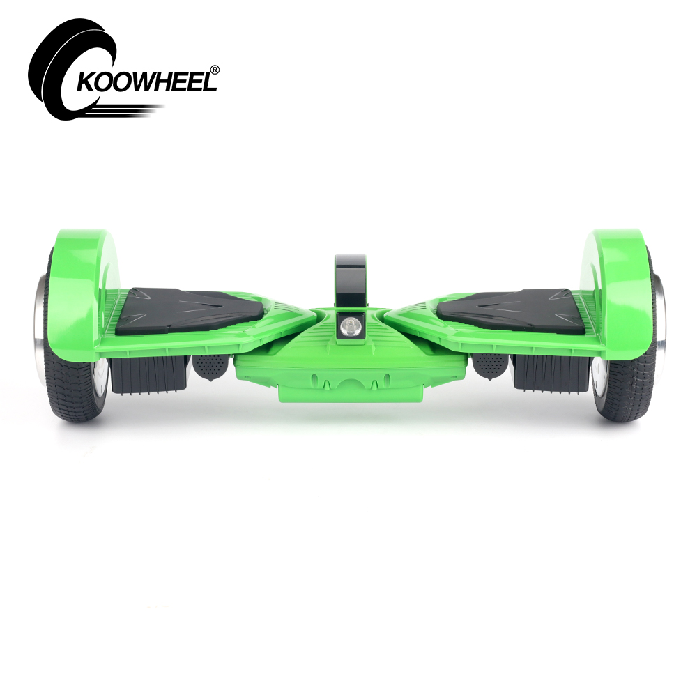 Newest Koowheel 7.5 inch Bluetooth LED Electric Smart Self Balance Hover Board Scooter Hoverboard Two Wheels Skateboard UL2272(China (Mainland))