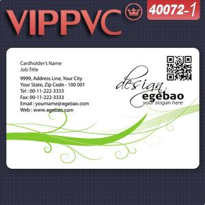 PVC Card /  paper business card a4072  Template for  200pcs Clear PVC card with Single faced Printing<br><br>Aliexpress