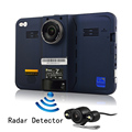 7 inch GPS Car Truck Vehicle Android WiFi AVIN Rear View Camera Parking GPS DVR Camcorder