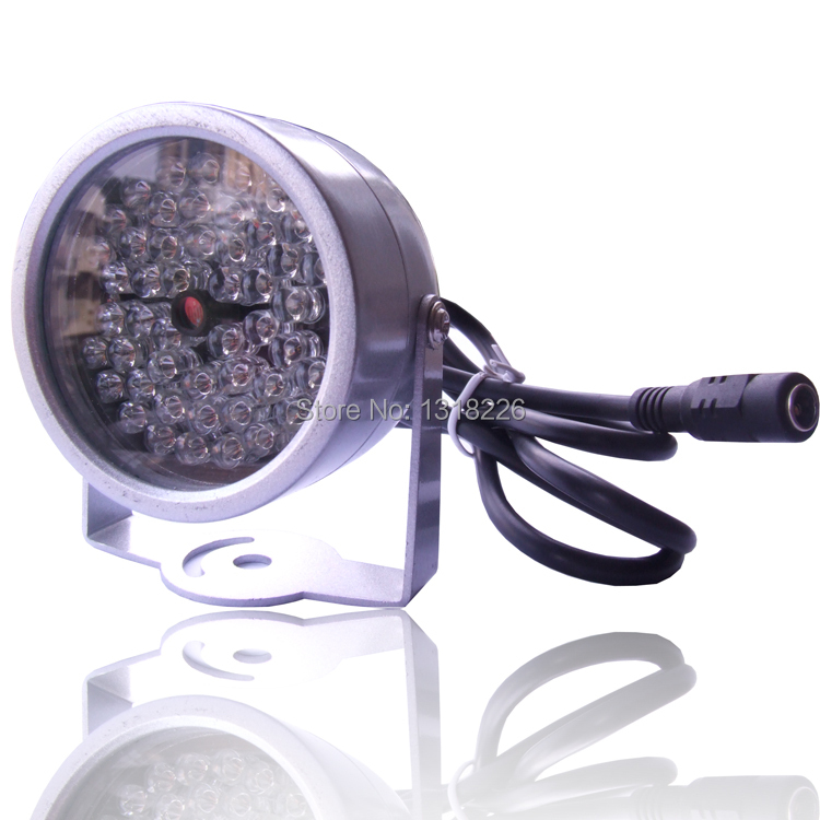 1pcs 48 LED illuminator Light CCTV IR Infrared Night Vision For Surveillance Camera(China (Mainland))