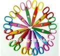 4шт/набор ажурность ножницы ручной работы Ремесла записки декоративные ножницы детей игрушка безопасности ручной работы diy ремесло записки инструменты