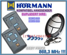 Buy Replacement remote Hormann HSM2 868,HSM4 868mhz free for $40.00 in AliExpress store