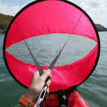"""Free Sipping 42"""" Kayak Sail Canoe Accessories -Instant Popup Sailing Wind Paddle Downwind Kayak accessories(China (Mainland))"""