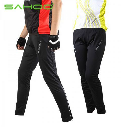 Hot! SAHOO Outdoor Women Men Lovers pants Cycling Clothing Bike Bicycle 3D Silicone Padded Riding Shorts Pants