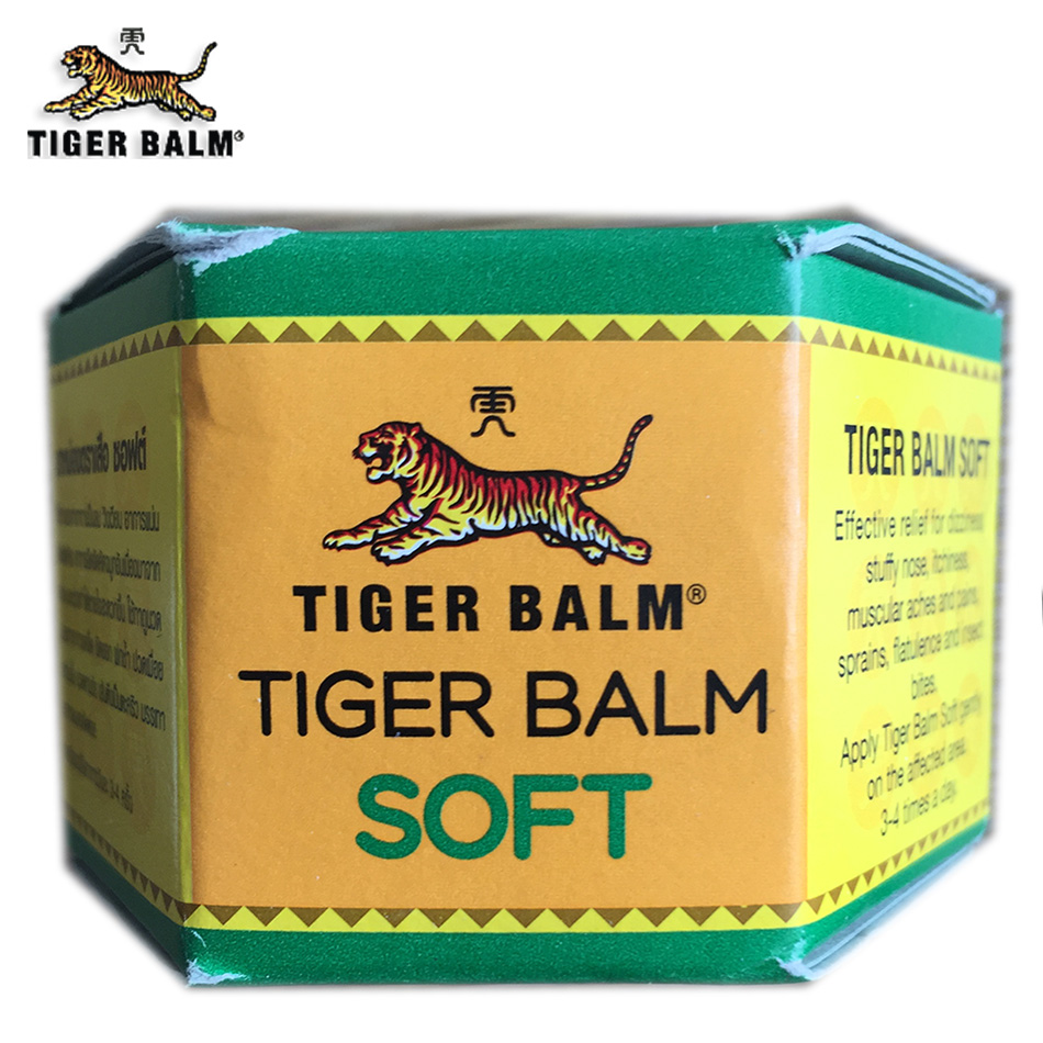 product review tiger balm muscle