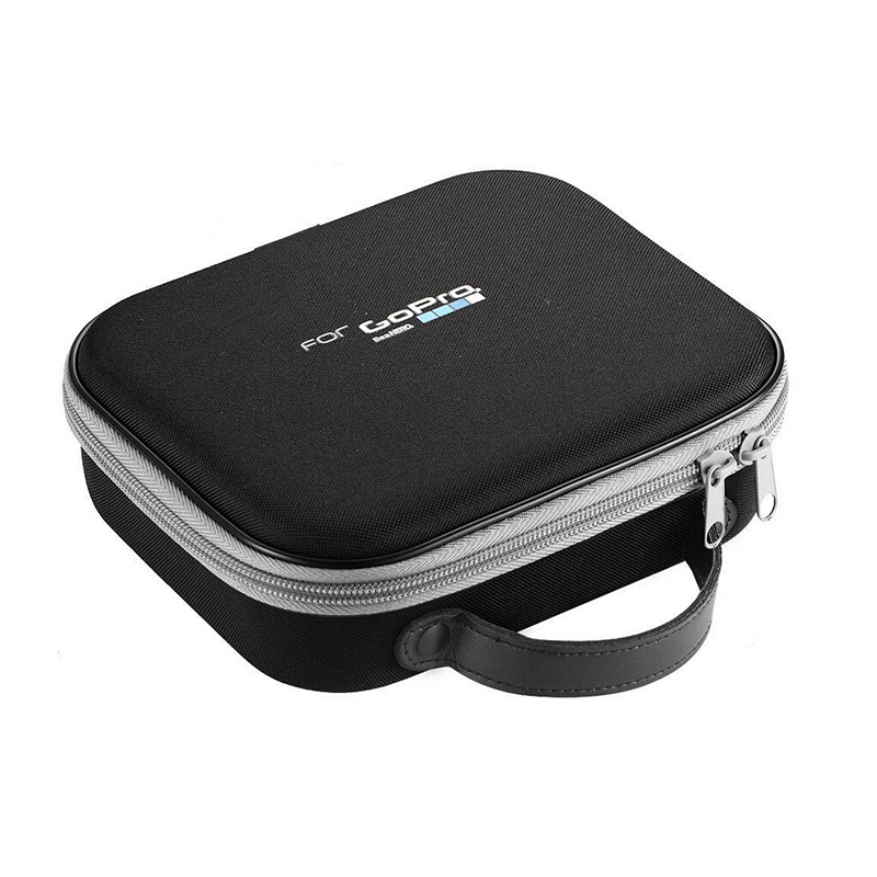 GoPro Hero sjcam m10 /sj5000/sj4000/go pro action cam Storage collection box Case with Nylon bag Case Action Camera Accessories(China (Mainland))