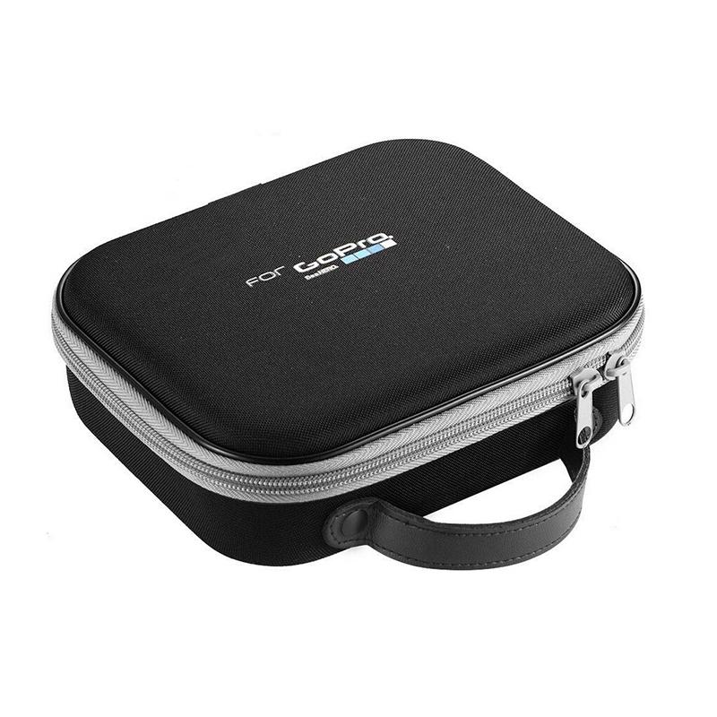 GoPro Hero sjcam m10 /sj5000/sj4000/go pro action cam Storage collection box Case with Nylon bag Case Action Camera Accessories(China (Mainland))