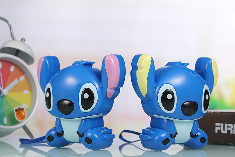 Stitch 6000 Mah mobile power bank universal mobile phone charger stitch vinsic power bank portable charger
