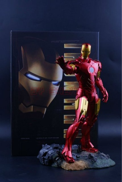 The Avengers/Iron Man/red(Pre-painted /GK)