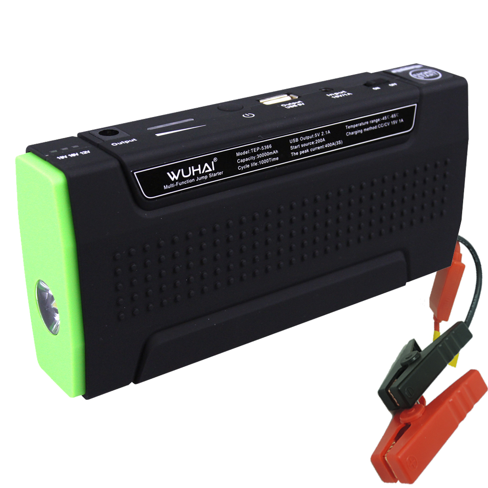 Chargeing A Car Battery With A Laptop Charger