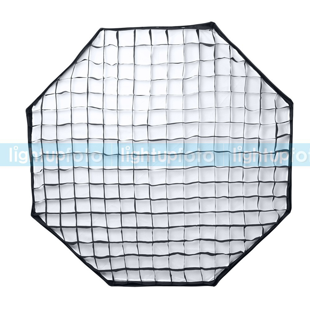 120cm octagonal softbox grid Bowens bayonet photographic equipment photography accessories PSCS12G - Javier Hernandez's store