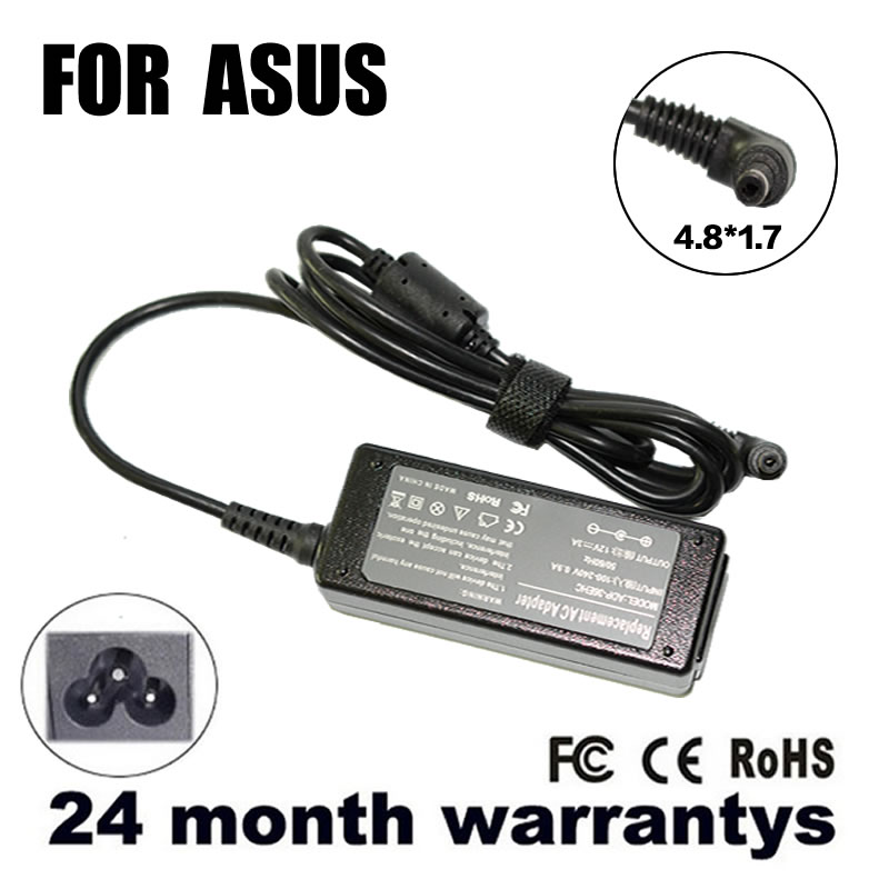 12V 3A ac adapter Laptop Charger for ASUS Eee PC 701 900 901 902 904 1000 1000h 900HA 1000HE Power Supply(China (Mainland))