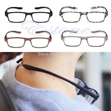 J34 Free Shipping New Light Comfy Stretch Reading Glasses Presbyopia 1.0 1.5 2.0 2.5 3.0 Diopter