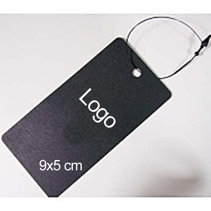 Design Clothing Labels Tags Custom garment tags for