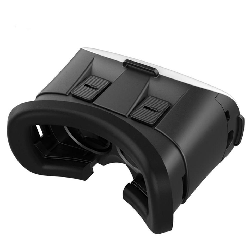 ถูก กระดาษแข็งกล่องgoogleร้อนvriiรุ่น2.0vrแว่นตา3มิติเสมือนจริงสำหรับ3.5- 6.0นิ้วsmartphone+bluetoothควบคุม1.0