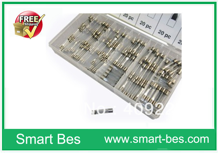 smart bes free shipping Hardware 120PC 5,10,15,20,25,30A Glass Car&amp;Auto Fuse Assortment/Kit/Set<br><br>Aliexpress