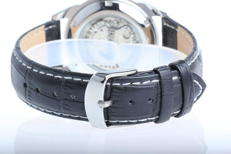 BIAOKA Часы Моды для Мужчин Relogio Masculino Автоматические Механические золото скелет старинные часы 2016 Мужская Повседневная календарь Часы