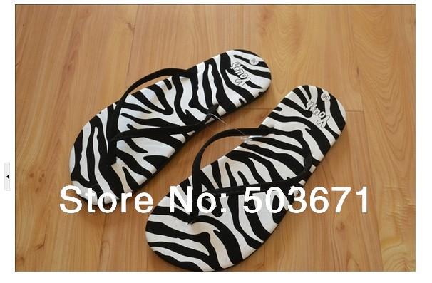Slippers 2014 Women Flat Casual Sandals Summer Beach