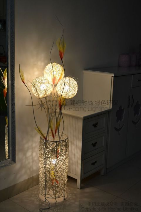 Floor Lamps In Bedroom